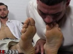 Boy foot fetish gay porn first time KC's
