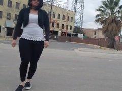 Me in public