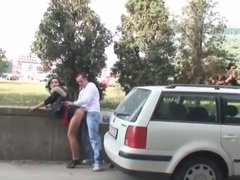 extreme sex in public