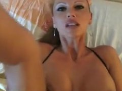 Pov action on busty hot milf