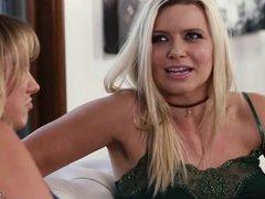 Marry each other as lesbians! - Anikka Albrite, Brett Rossi