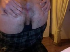 Italian Cute Boy With Round Ass On Doggie,Big Cock On Cam