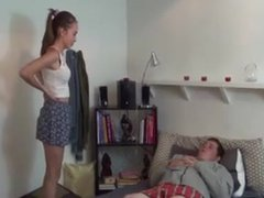 hot amateur teen not step sister fucks her not step brother