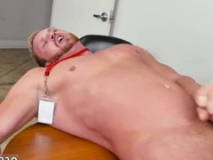 Straight young guys smoking getting blowjob