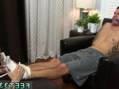 Foot long cocks gay and hot male hairy legs