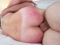 Daddy friend's daughter threesome Alyssa