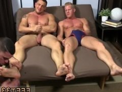 Foot worship  gay Ricky Hypnotized To
