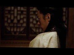 Song Ji-hyo in A Frozen Flower