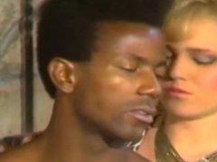 Hot Retro Interracial Scene