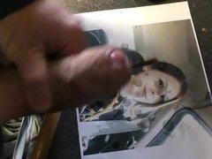 Cum on Pic tribute to MarissaxWestx