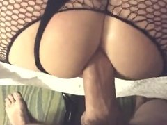 fucked again with a huge cock