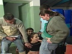 Private com - Patricia Diamond Gets a Gangbang