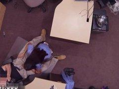 Big tit secretary gets punished Desperate
