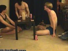 Gay white guys having sex in the shower xxx