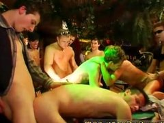 Men boy sex party and naked gay dudes
