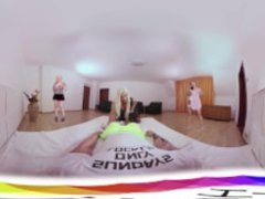 HoliVR _ Hot Busty Blonde Fucked Hard