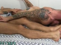 Hottest male legs gay Caleb Gets A Surprise