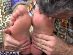 Free  gay porn men feet homo xxx His