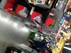 Phat Walmart ass 2