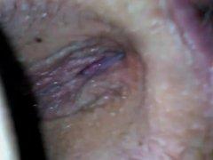 Banana Girlfriend Insertion Pussy Fingering gape hole