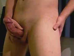 Ejaculation sans mes mains (hand free cumshot)
