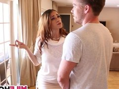 Hot Mom Demands Some Extra Time With Daughters BF