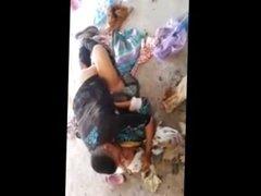 Arabian Girl fucks an Old Man