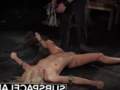 Brutal fucking for couple in rough sex