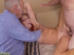 Fat old mom and friend and nikky thorne and