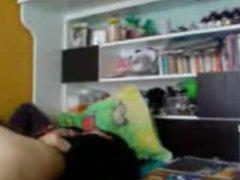 We Love Amateur Asian College Teens in Dorm pt2