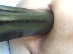 Big dildonin my ass