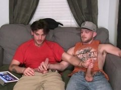 Stuffing a Straight Guy