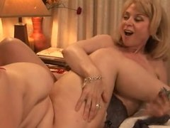 A Mature Woman with a fat beautiful Girl. P1.