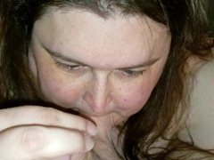 Blowjob from Babygirl Slut part 2