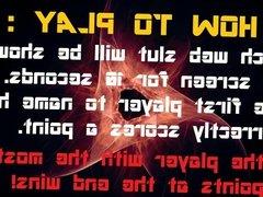 Name That Webslut Game Vol 1