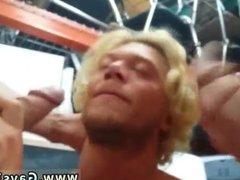 Gay boy man cum movieture Blonde muscle