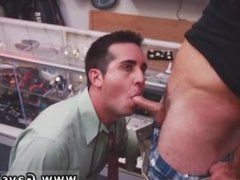 Straight guys eating each others cum story