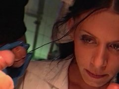 creep men fuck young nurse in madhouse