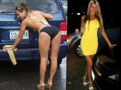 Sarka Kantorova Stripper That's Some Serious Bikini Ass