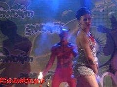 Betty Fox y Camila Montalban fakir porn show en el FEDA