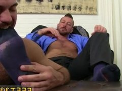 Male works big foot fetish gay and