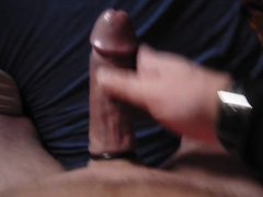 Wanking my Cock