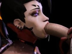 Epic SFM Blowjob Throat Fuck Compilation by SFMJunky