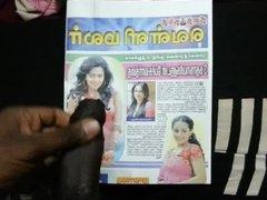 cum tribute for Indian actress Tamil Actress Amala Paul