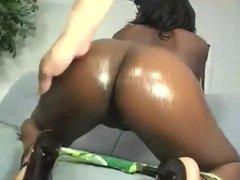 Big White Dick Breaking Ebony Bicth