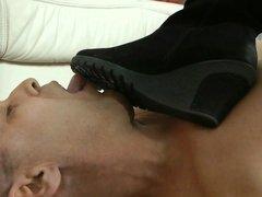 Worship Goddess Boots POV