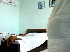 Desi Bhabhi Naked In Hotel Room - To watch full vid. visit hotcamgirls .in
