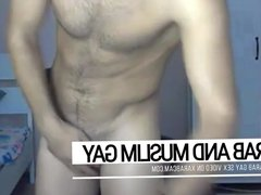 Turkish Gay hunk Playing hard with his cock - Xarabcam