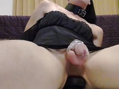 Balls Deep with my 9inch toy