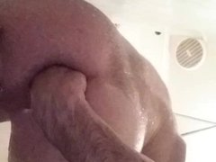 fisting my ass for the first time